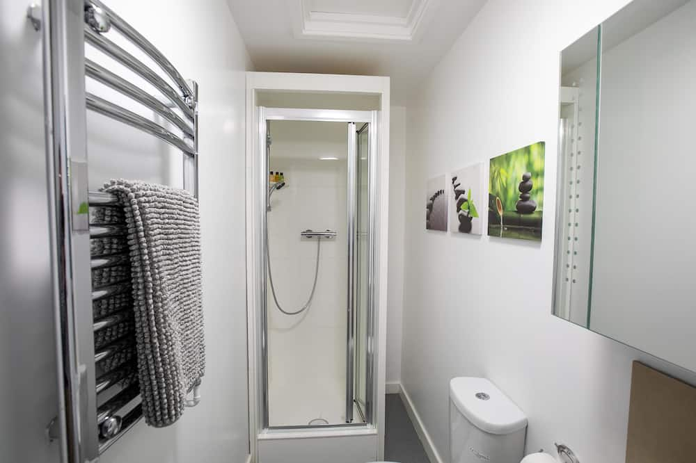 Štúdiový apartmán typu Business - Kúpeľňa