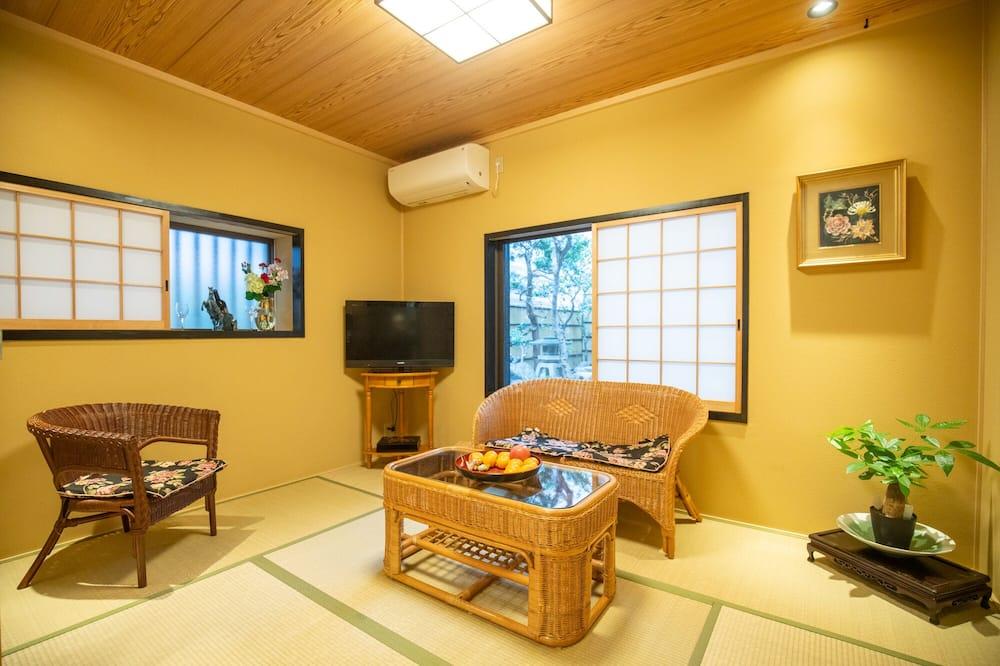 Maison Traditionnelle, 3 chambres - Coin séjour