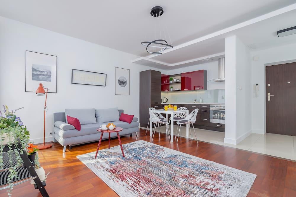 Apartment, 1 Schlafzimmer, Küche - Profilbild