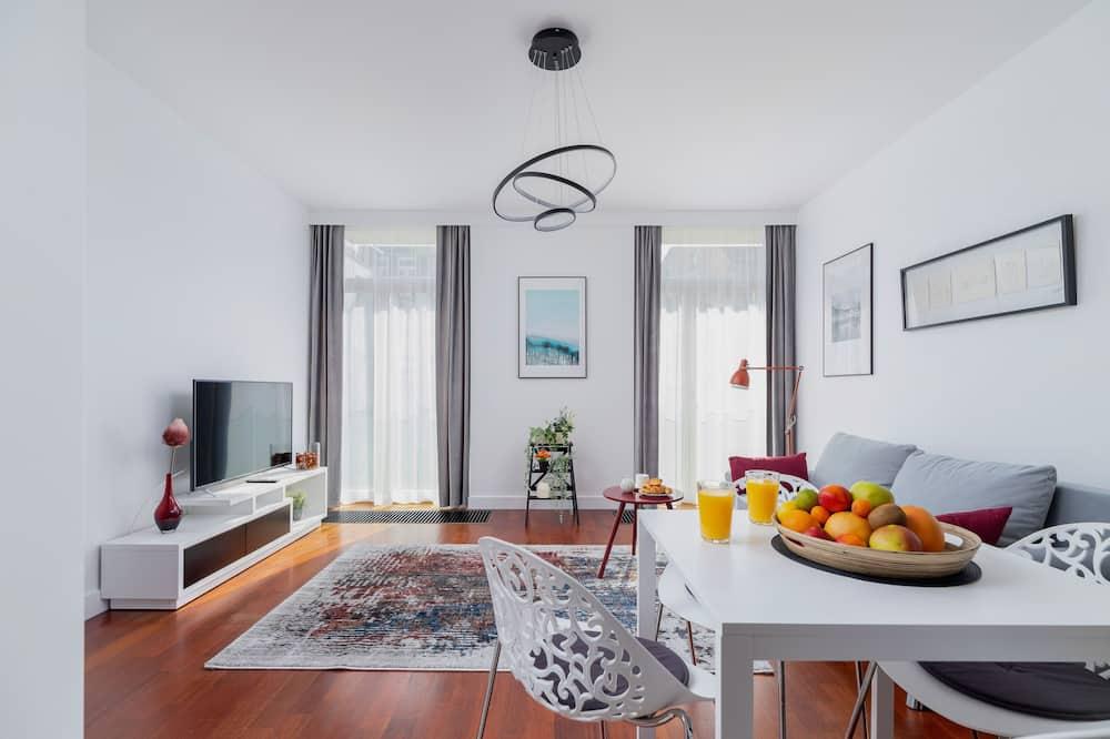 Apartment, 1 Schlafzimmer, Küche - Zimmer
