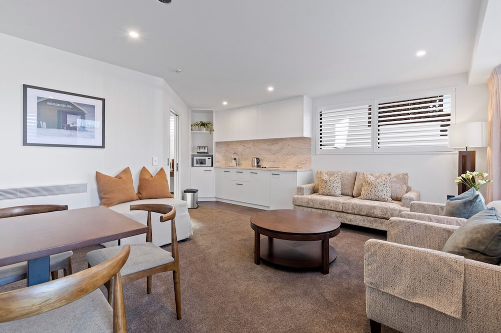 Studio Apartments - Living Area