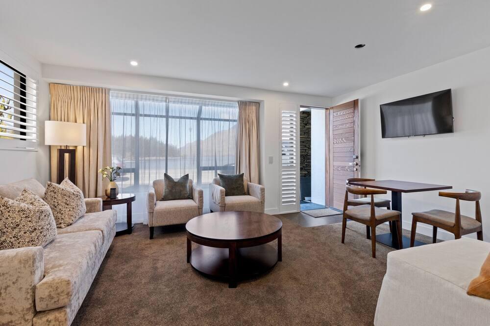 1 Bedroom Apartment Ground Floor - Room
