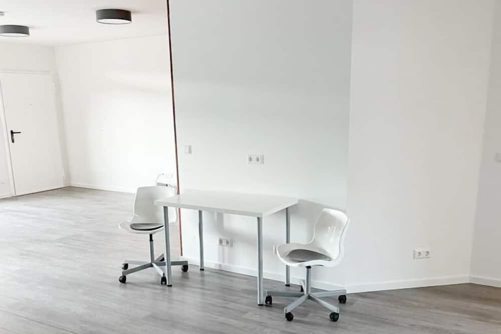 Apartmán typu City - Obývací prostor