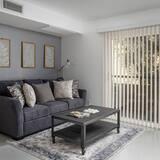 Ferienhaus (1 Bedroom) - Wohnbereich