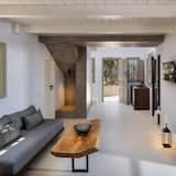 Apartmán, súkromný bazén - Obývacie priestory