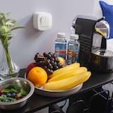 อพาร์ทเมนท์สำหรับครอบครัว, 1 ห้องนอน - บริการอาหารในห้องพัก