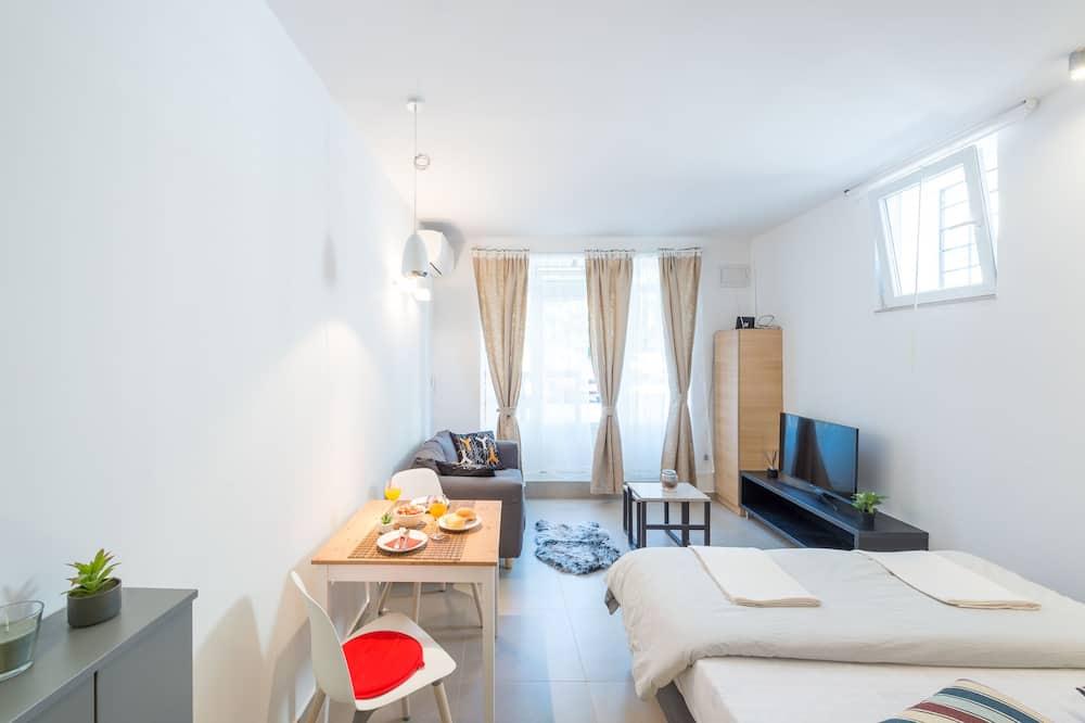 Studiolejlighed (Studio Apartment) - Værelse