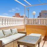 Deluxe-Apartment - Terrasse/Patio