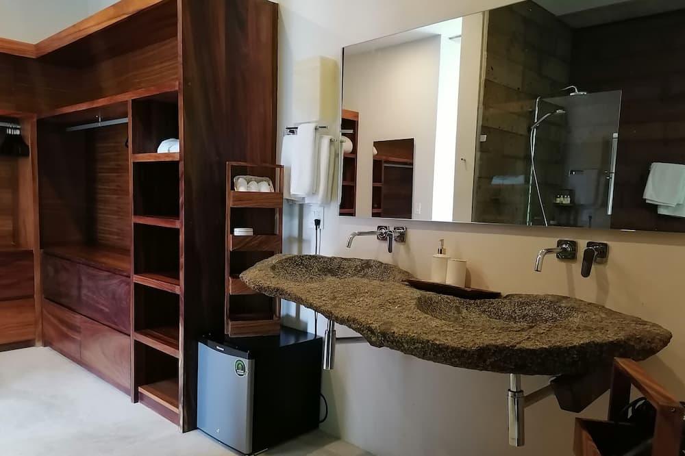 Будиночок «Делюкс» - Ванна кімната