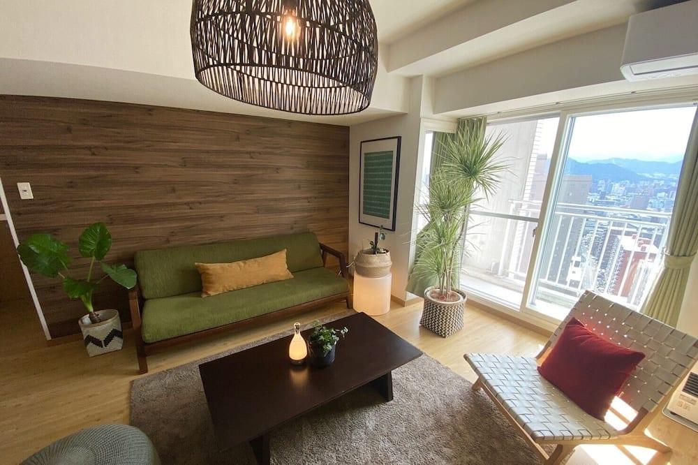 Апартаменты (2502) - Гостиная