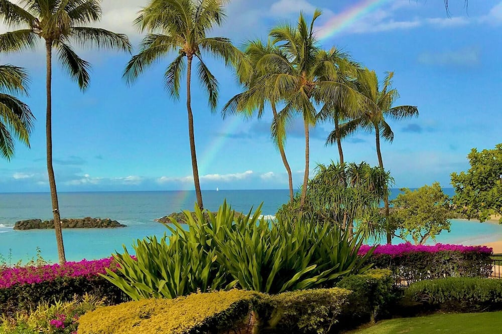 Ferienhaus, Mehrere Betten (Kai Ko Olina - Ocean Front Resort Vil) - Strand