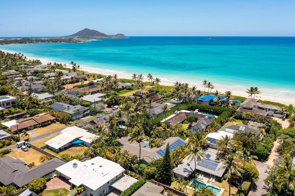 House, Multiple Beds (Palione Papalani - Steps from Kailua ) - Beach