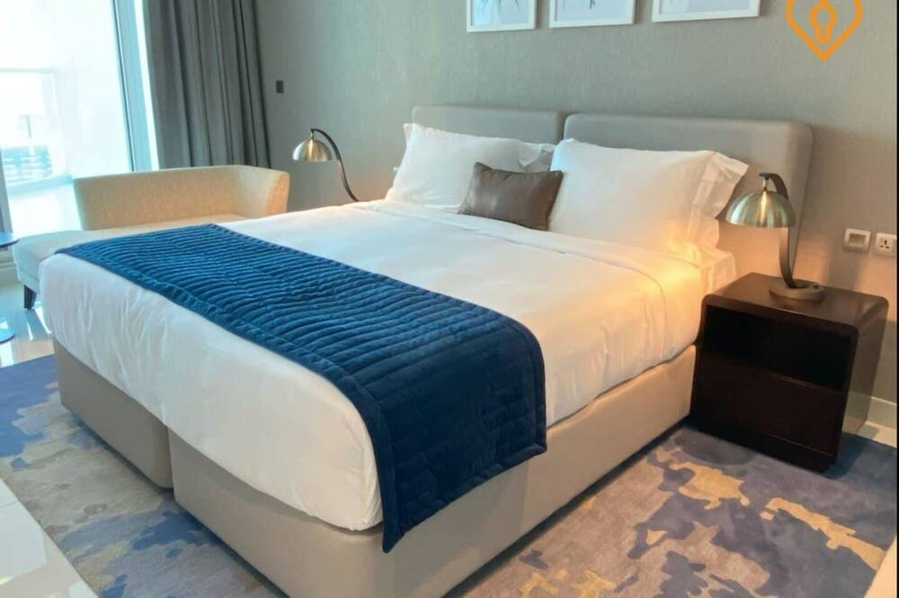 Appartement, 1 chambre (Unit 2804) - Chambre
