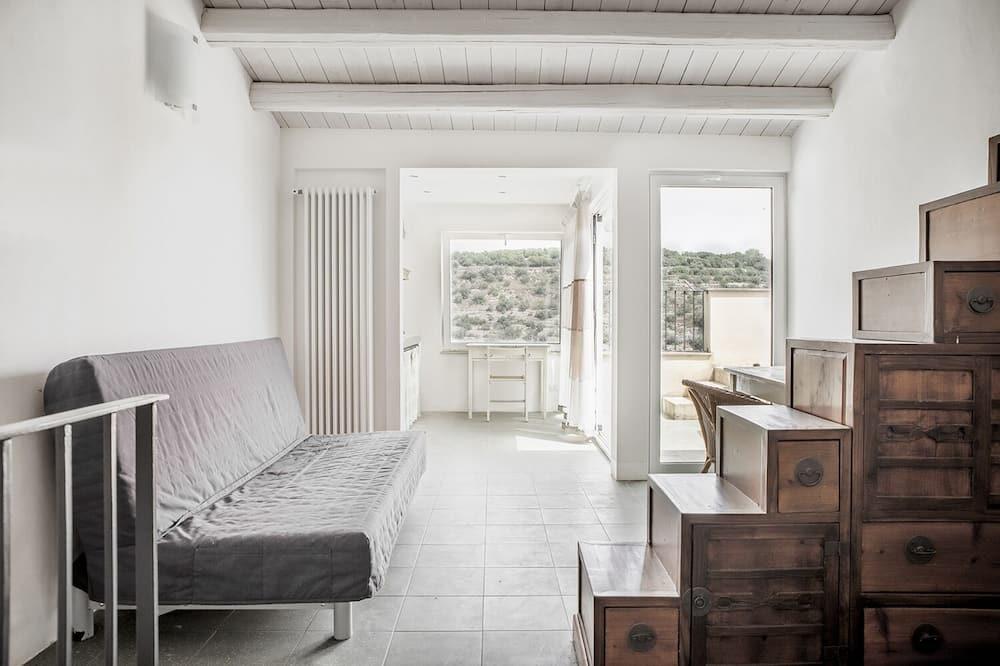 Apartmán typu Superior - Obývací pokoj