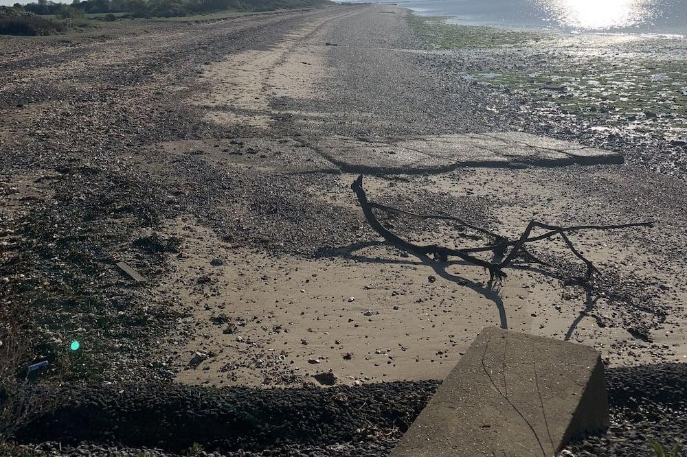 Домик, Несколько кроватей - Пляж