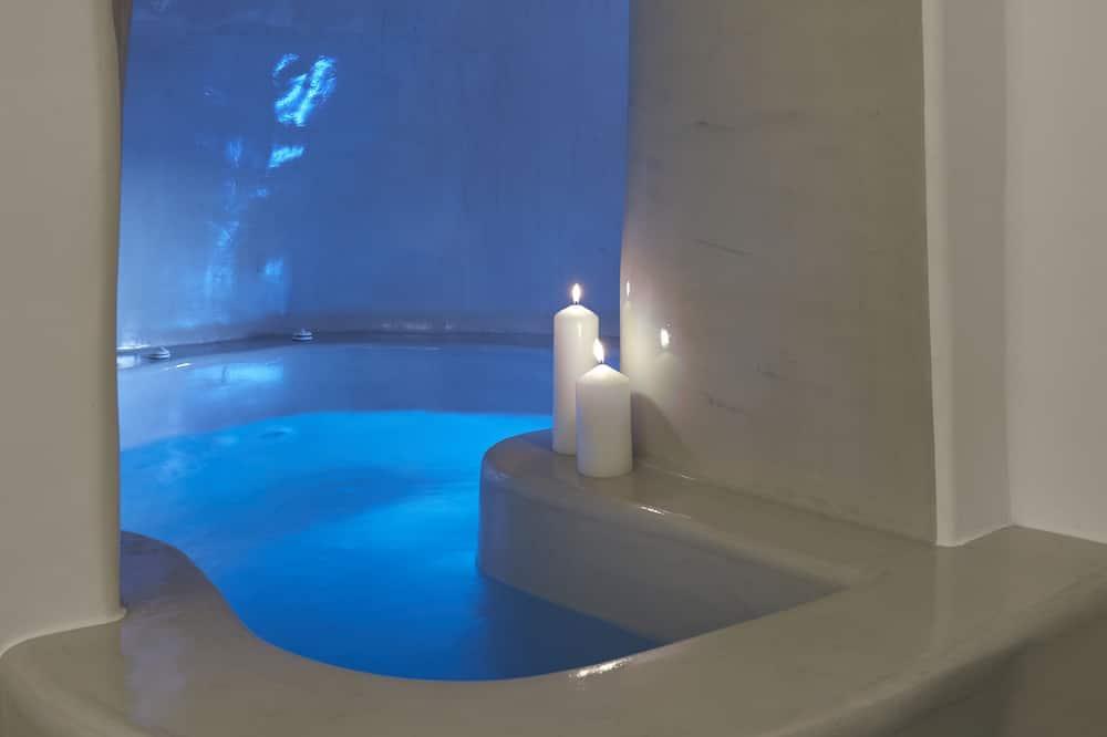 וילה (Starry Sky Cave) - אמבט ספא פרטי
