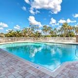 開放式客房 (Beach & Tennis 2908) - 泳池