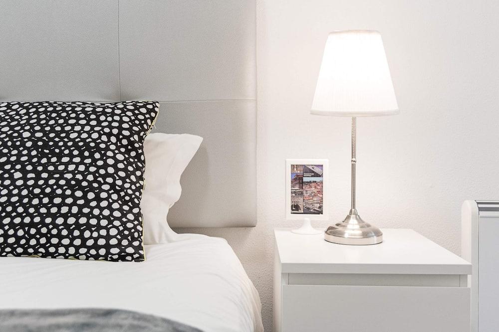 Апартаменты базового типа, 1 двуспальная кровать с диваном-кроватью - Номер