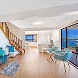 Panoramic House, 4 Bedrooms, Ocean View - Living Room