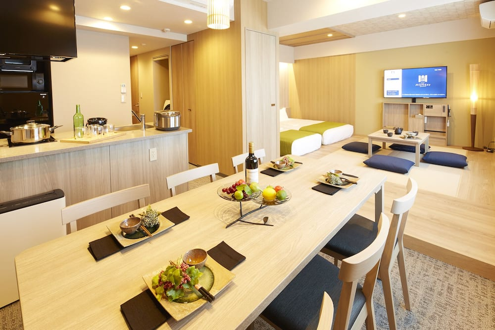 Grand Japanese Room, Non Smoking - In-Room Dining