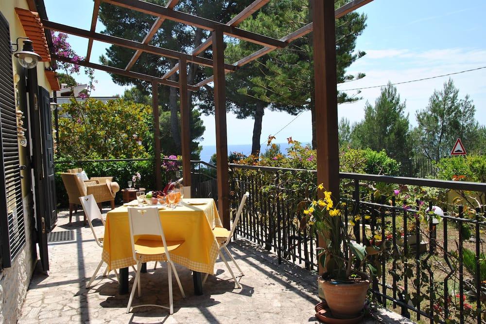 Villa Ambra sea View 7 pax