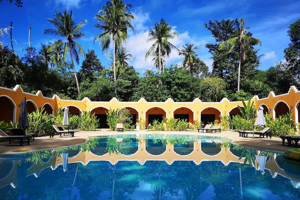 Hasia Leisure Resort 2 min Walk to Lamai Beach Samui Thailand, Koh Samui