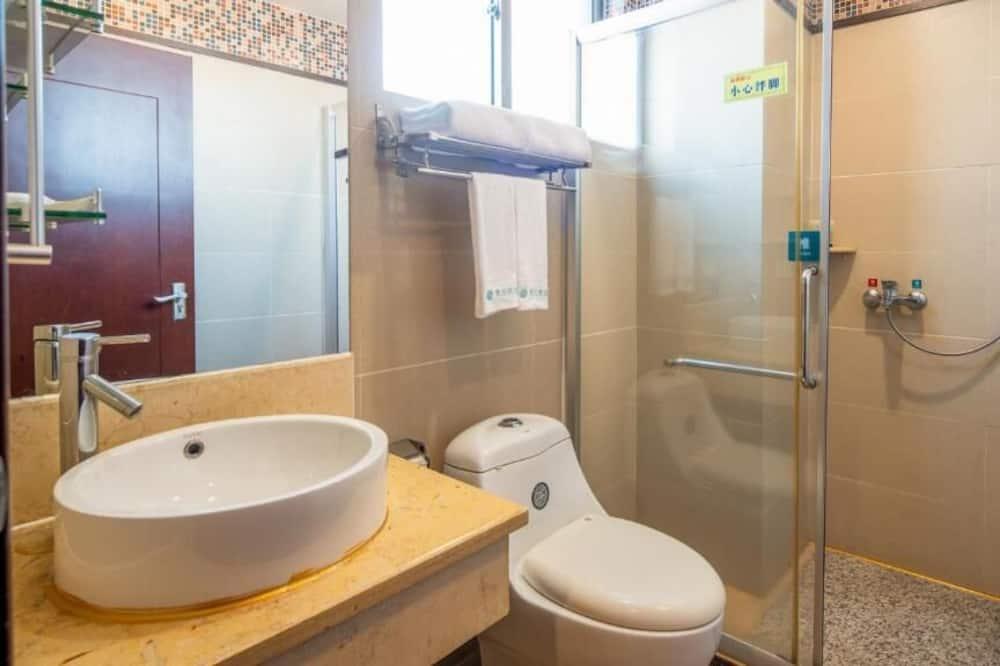 Phòng hạng Business - Phòng tắm