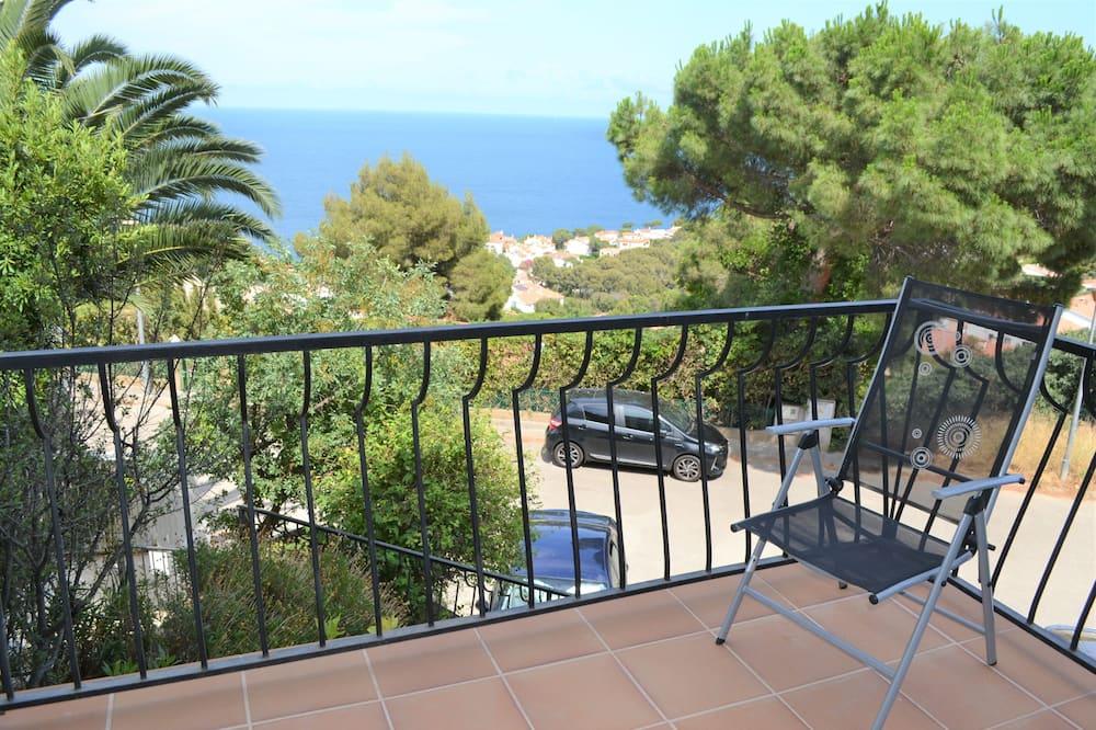 Apartemen Basic, 2 kamar tidur, pemandangan laut - Pemandangan Pantai/Laut