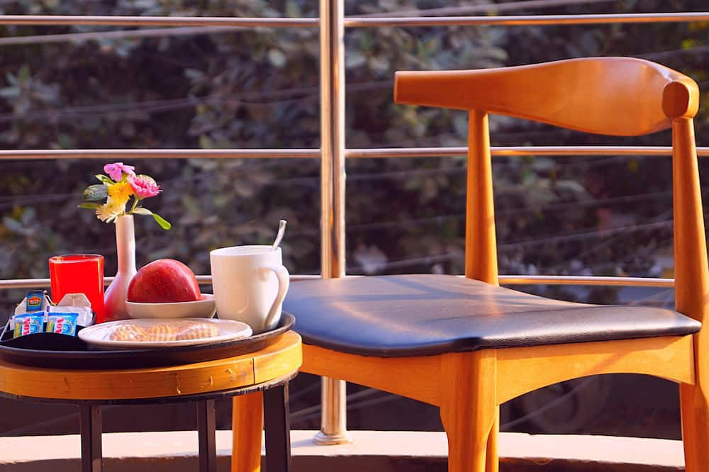Habitación ejecutiva - Balcón