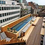 Basen na dachu