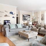 Apartament typu Exclusive, 3 sypialnie - Salon