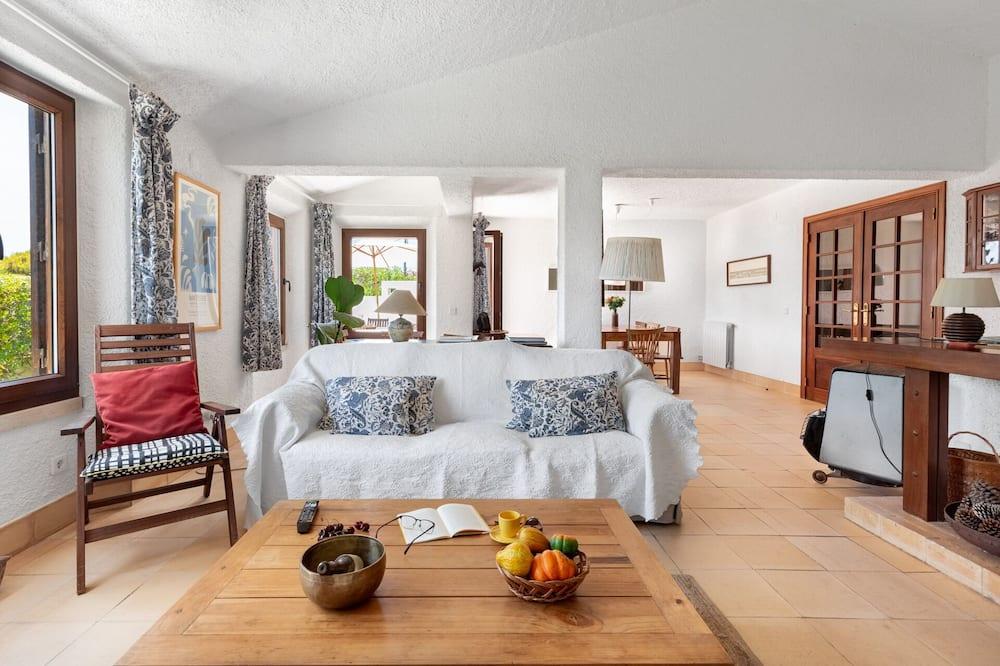 家庭別墅, 3 間臥室 - 客廳