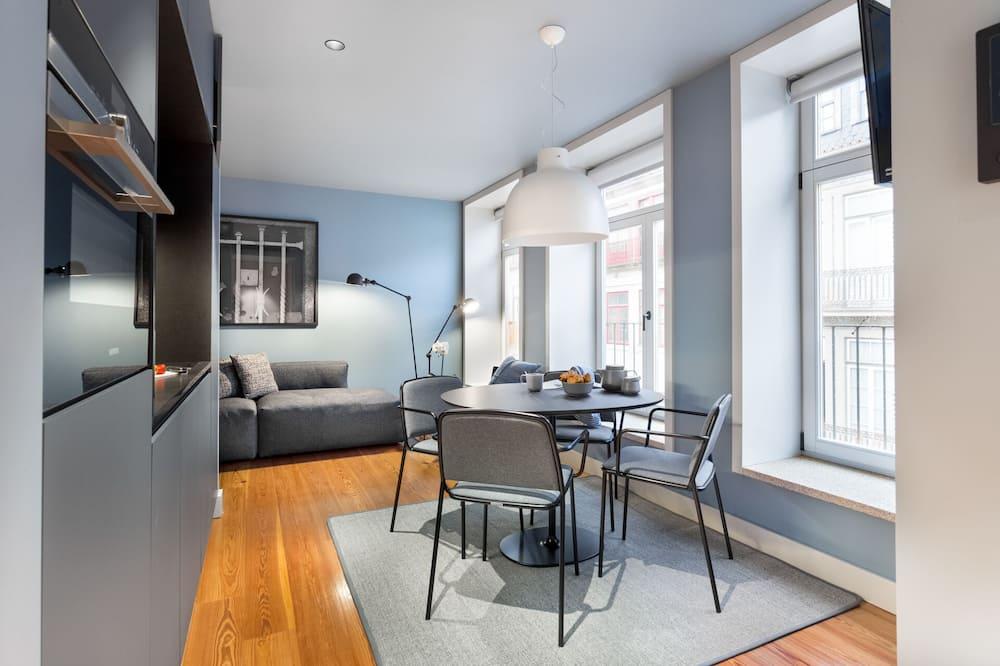 Apartemen Desain, 2 kamar tidur - Area Keluarga
