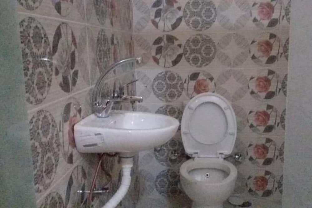 シングルルーム 専用バスルーム - バスルーム