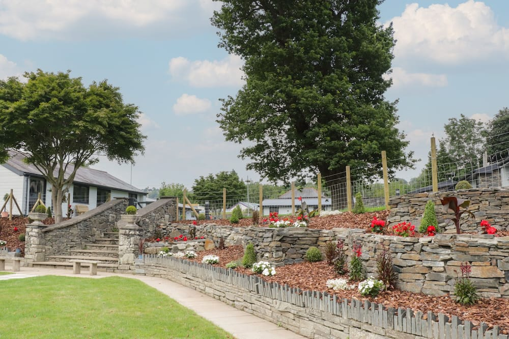 Casa de campo - Áreas del establecimiento