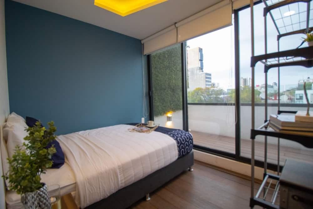 行政客房, 1 張標準雙人床 - 客房
