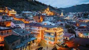 Tiflis bölgesindeki TbiliSee Boutique Hotel resmi