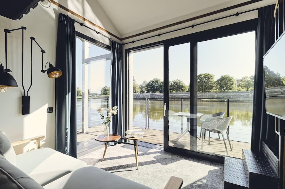 Superior szoba - Nappali rész