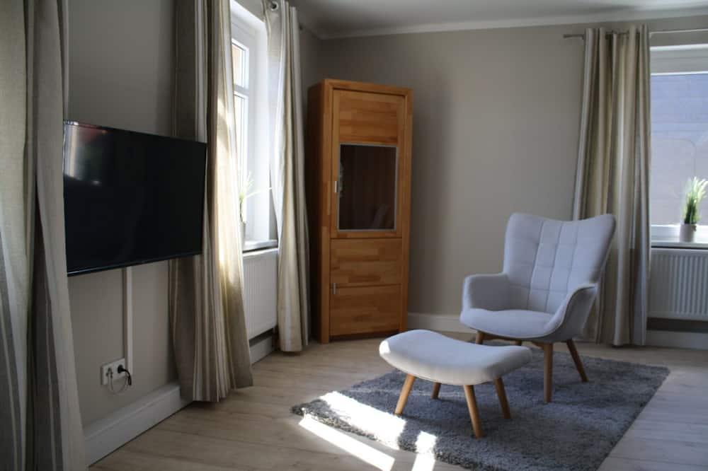 Deluxe Condo - Living Area