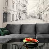 Deluxe Studio Suite (4) - Living Room