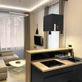 Deluxe Studio Suite (6) - Living Room