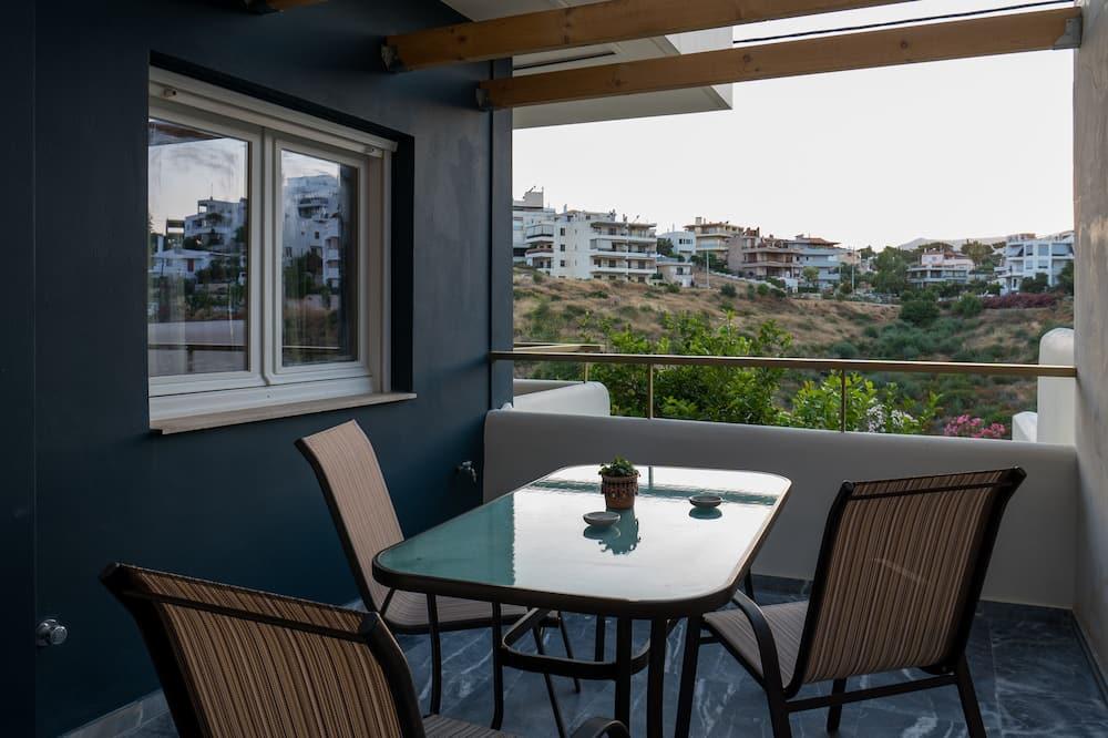 Апартаменти категорії «Комфорт» - Балкон