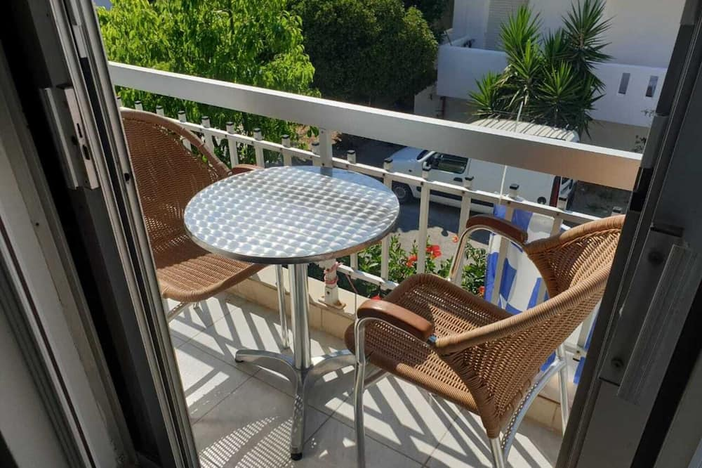 Apartment, 2Einzelbetten - Balkon