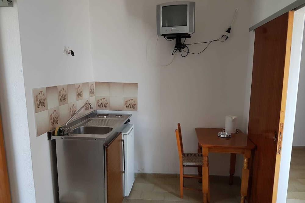 Apartment, 2Einzelbetten - Badezimmer