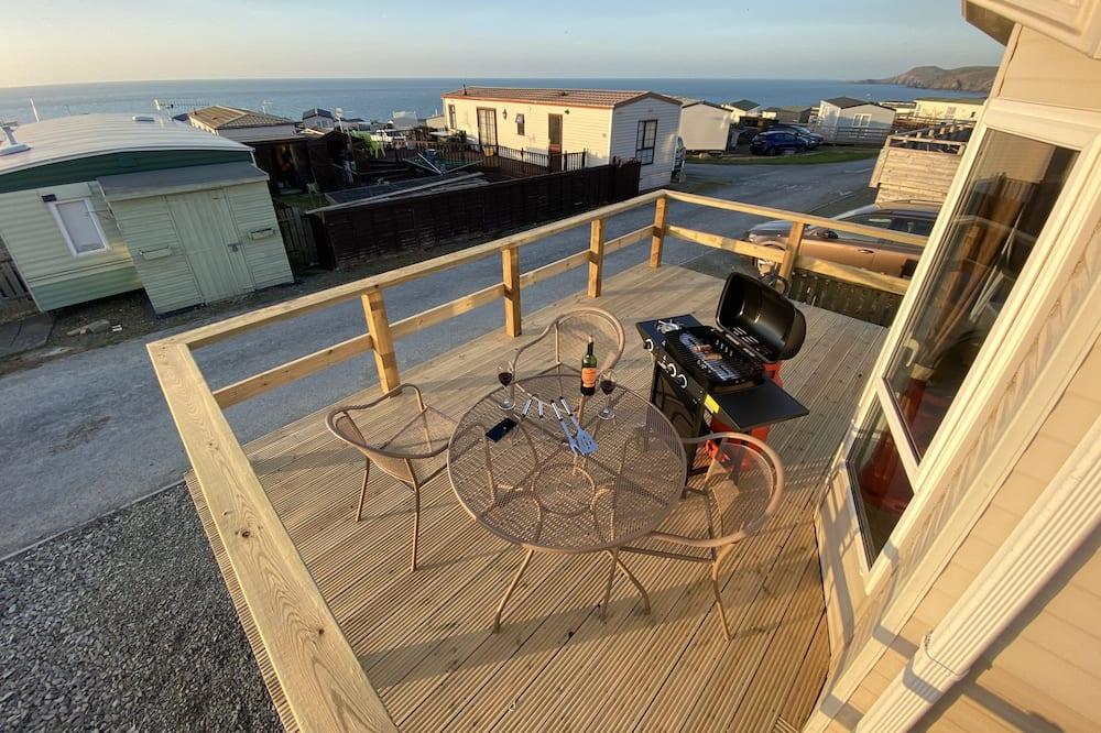 Шале, багатомісний номер - Балкон