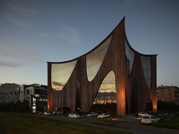 Picture of The Veil in Nur-Sultan