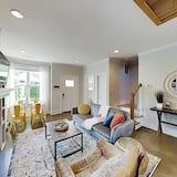 Maison, 2 chambres - Salle de séjour
