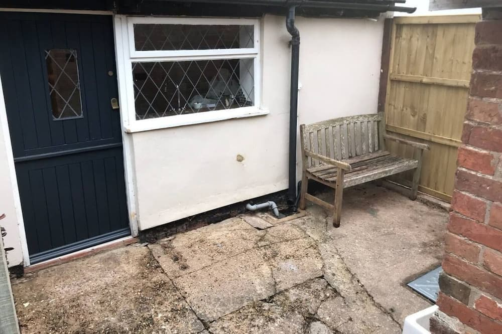 Cottage, 1 Double Bed with Sofa bed - Balcony