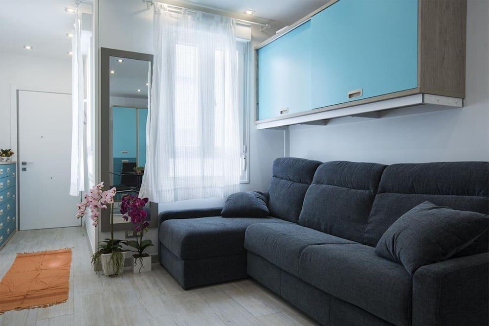アパートメント 2 ベッドルーム - リビング ルーム
