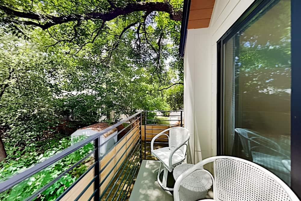 Kuća, 2 spavaće sobe - Balkon